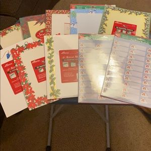 Other - Christmas stationary
